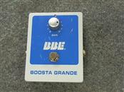 BBE SOUND Musical Instruments Part/Accessory BOOSTA GRANDE